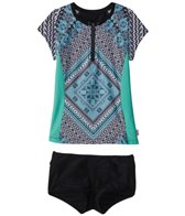 Seafolly Girls' Aztec Tapestry Surf Set (6-16)