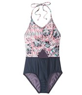 O'Neill Girl's Starlis One Piece Swimsuit (7-14)