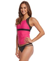 Sporti Active High Neck Tankini Top