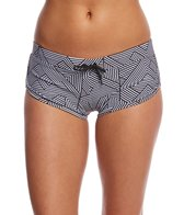 Sporti Active Chevron Cheeky Boyshort Swim Bottom