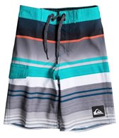 Quiksilver Kid's Everyday Stripe 14'' Boardshort (3-7X)