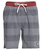 Vuori Men's Kore Texture Stripe Yoga Shorts
