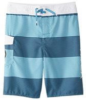 RVCA Boy's Civil Stripe Trunk