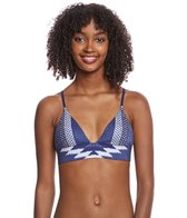 Rip Curl Swimwear Peace Tribe Fixed Triangle Bikini Top