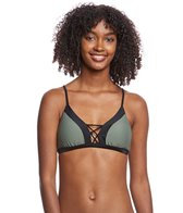 Body Glove Swimwear Seaway Phoebe Fixed Triangle Bikini Top
