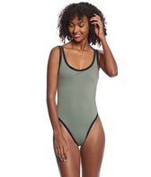 Body Glove Swimwear Seaway Rocky One Piece Swimsuit