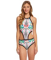 Body Glove Swimwear Reflection Millie Monokini One Piece Swimsuit