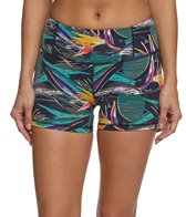 Body Glove Breathe Get Shorty Printed Shorts