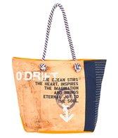 Sun N Sand 0 Degree Drift Zip Top Shoulder Tote Bag