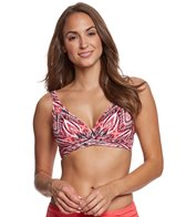 Profile by Gottex Java V Neck Bikini Top (D-Cup)