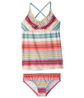 Billabong Girl's Surfin Billa Tankini Set (4-14)