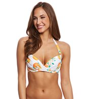 Kate Spade New York Orangerie Underwire Bikini Top