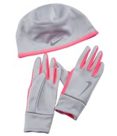 Nike Women's Run Thermal Hat and Glove Set