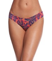 L-Space Swimwear Liberty Fleur Rio Reversible Bikini Bottom