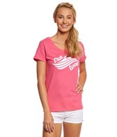 USMS Women's True Love V-Neck Tee