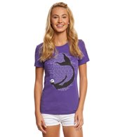 USMS Women's Mermaid Crew Neck Tee