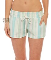 Roxy Oceanside Yarn Dyed Beach Short