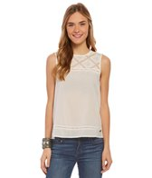 Roxy The Sea Is Mine Woven Top