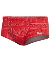 Jaked Men's Bandanas Square Leg Brief Swimsuit