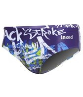 Jaked Men's Tag Brief Swimsuit