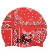 Jaked Bandanas Silicone Swim Cap