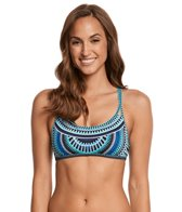 Jag Tribal Essence Multi Strap Bikini Top