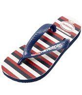 Havaianas Kid's Top USA Stripe Flip Flop