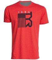 TYR Men's Raise Your Flag Graphic T Shirt
