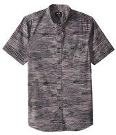 Oakley Men's Grain Woven Short Sleeve Shirt