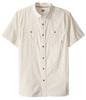 Reef Men's Pie Short Sleeve Shirt