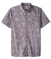 Reef Men's Retro Short Sleeve Shirt