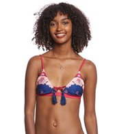 MINKPINK Setting Sun Triangle Bikini Top