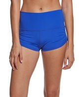 Tonic High Waisted Gather Yoga Shorts