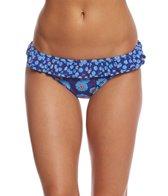 Kate Spade New York Tangier Beach Ruffle Bikini Bottom