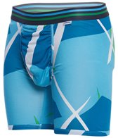 MyPakage Men's Angle Stripe Weekday Boxer Brief