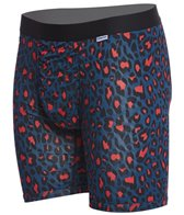 MyPakage Men's Midnight Leopard Weekday Boxer Brief