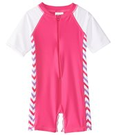 Sporti Infants' Unisex UPF 50+ 3/4 Sleeve Sun Suit