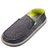 Sanuk Men's Vagabond Mesh Slip On Shoe