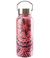 gaiam-medallion-print-wide-mouth-stainless-steel-water-bottle-32oz