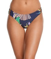 Trina Turk Midnight Paradise Chain Side Hipster Bikini Bottom