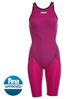 Arena Women's Limited Edition Powerskin Carbon Flex VX Open Back Tech Suit Swimsuit