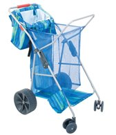 Rio Brands Deluxe Wonder Wheeler Wide w/ Tote Bag