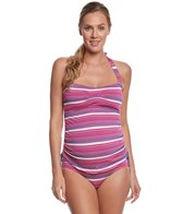 Pez D'or Maternity Oaxaca Tankini Set