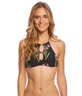 O'Neill Farah High Neck Halter Bikini Top