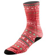 Brooks Holiday Crew Sock