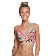 Dolfin Bellas Women's Amazon Longline Bikini Top