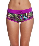 Dolfin Bellas Women's Calypso Boy Short Bottom