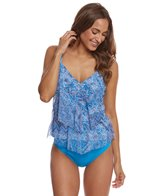 Sunsets Tangier Ava Tiered Tankini Top (D/DD Cup)