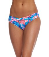 Sunsets Luminous Lotus Twist & Shout Bikini Bottom