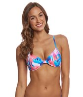 Sunsets Luminous Lotus Jayne X Back Bikini Top